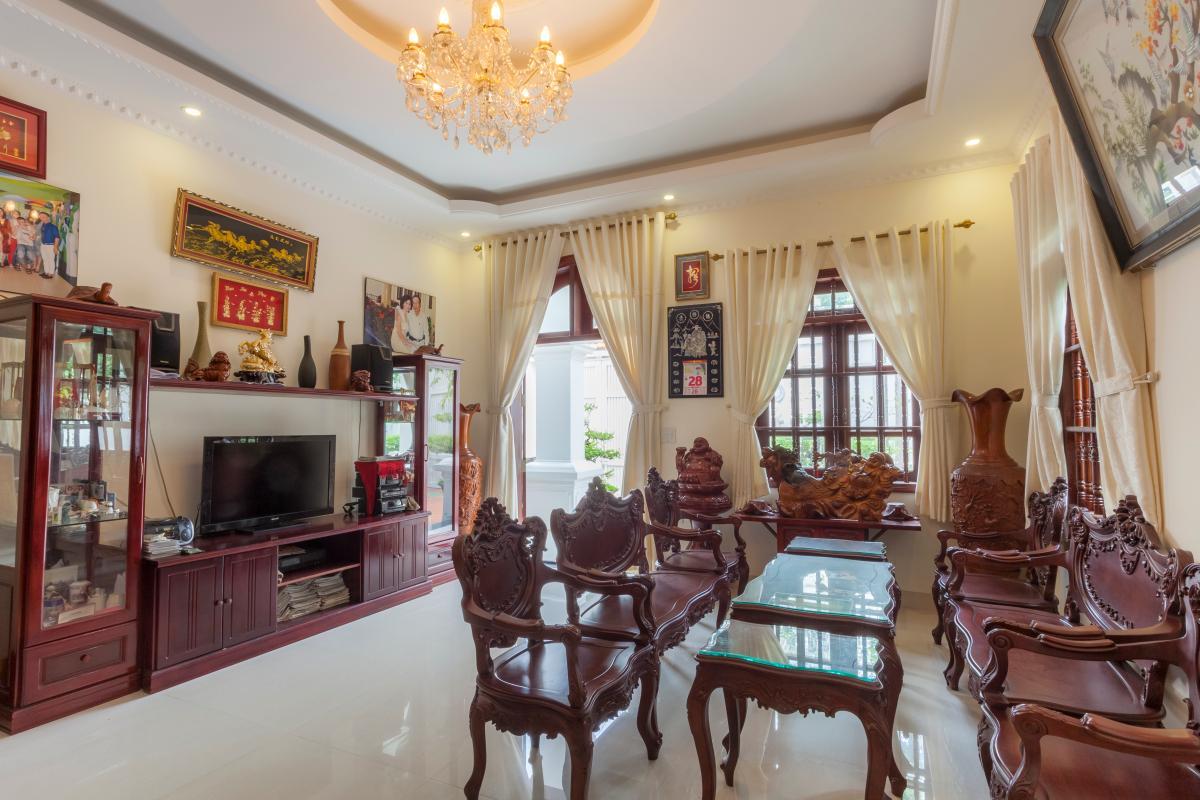 Phòng khác với nội thất cổ điển Villa hướng Tây Bắc Đường 12 Thảo Điền
