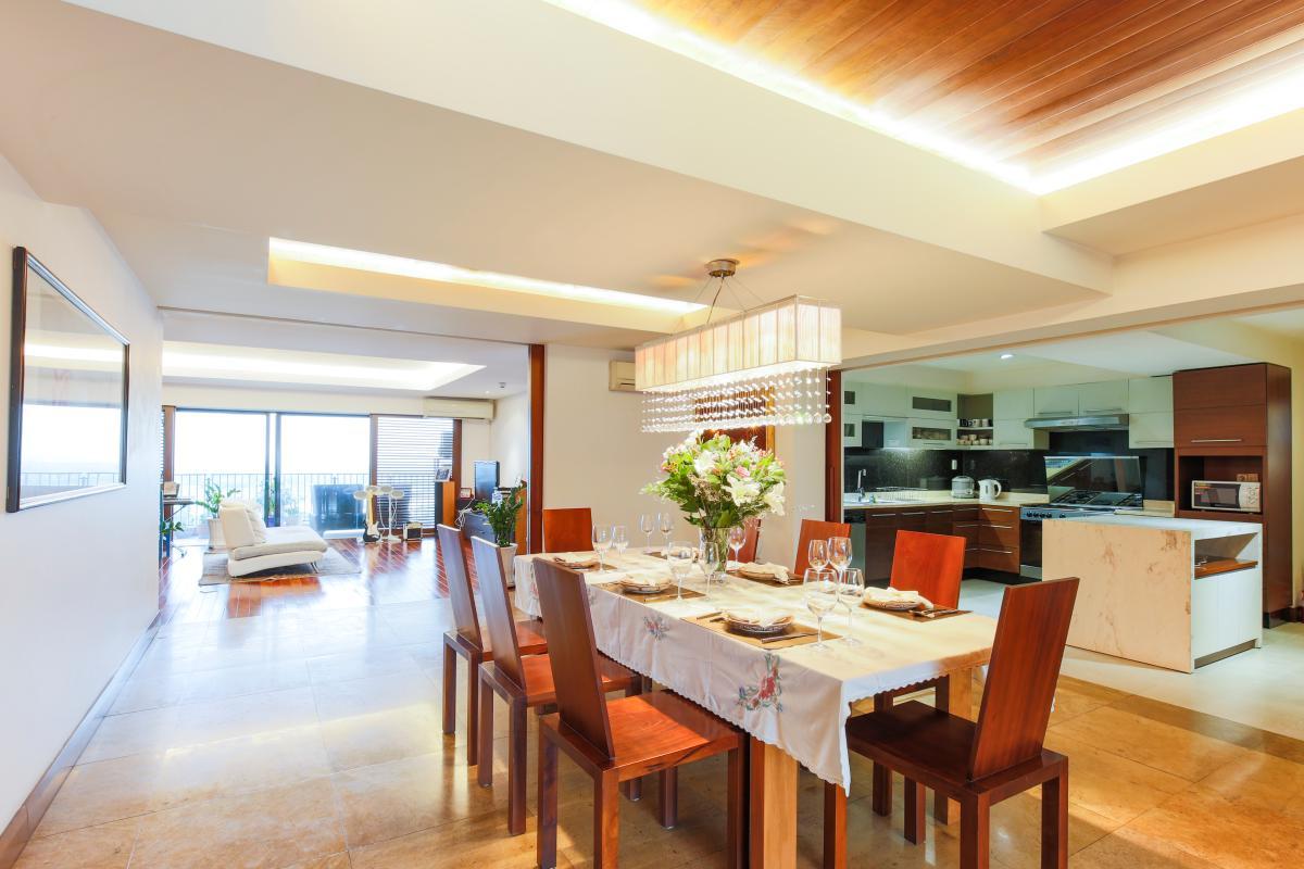 Penthouse Parkland Apartment không gian mở độc đáo, view tuyệt đẹp 4