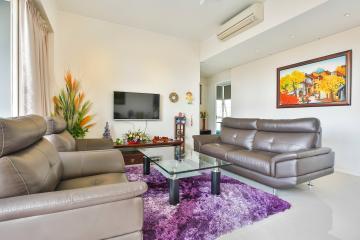 Căn hộ The Estella Residence 3 phòng ngủ tầng thấp tháp 4B