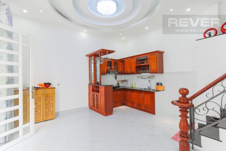 Nhà 4 tầng hẻm Huỳnh Văn Bánh