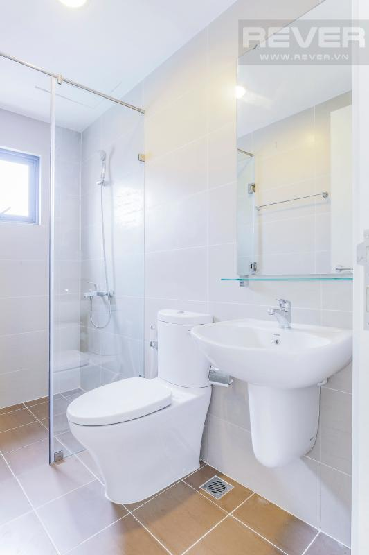 Phòng tắm 1 Căn góc hướng Đông Nam tầng cao T1A Masteri Thảo Điền