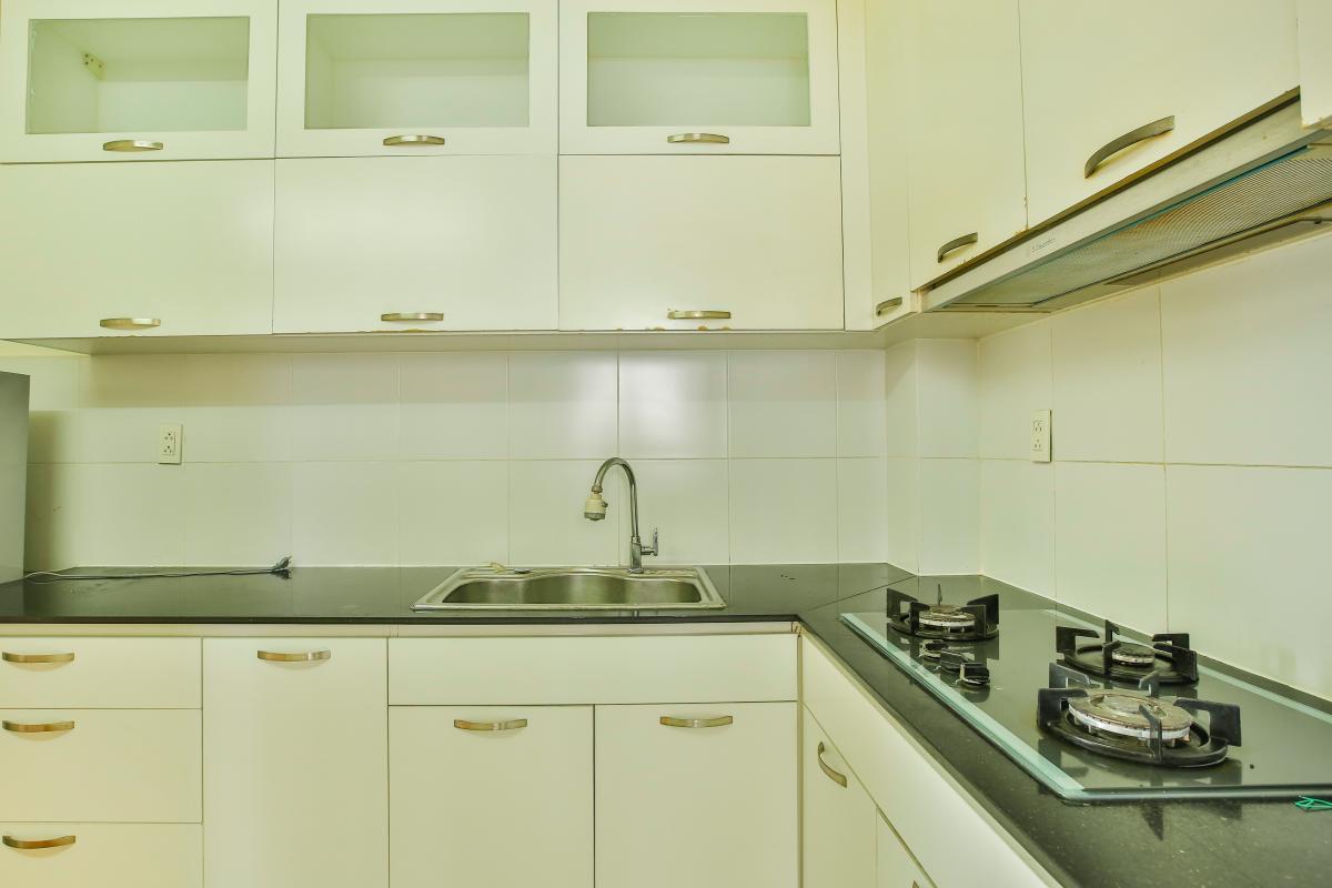 Phòng bếp Căn hộ tầng thấp tháp BB Mỹ Đức