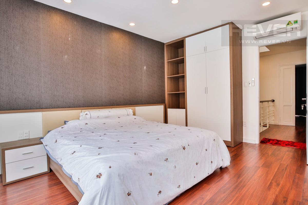 Nội thất Phòng ngủ Nhà phố 3 tầng Phạm Thái Bường Quận 7