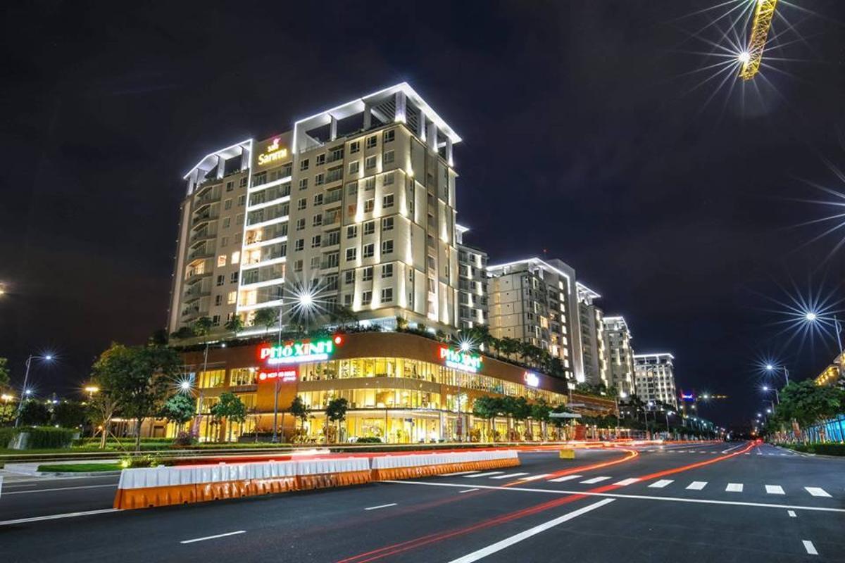 Sarimi Sala Đại Quang Minh - Sarimi Sala về đêm