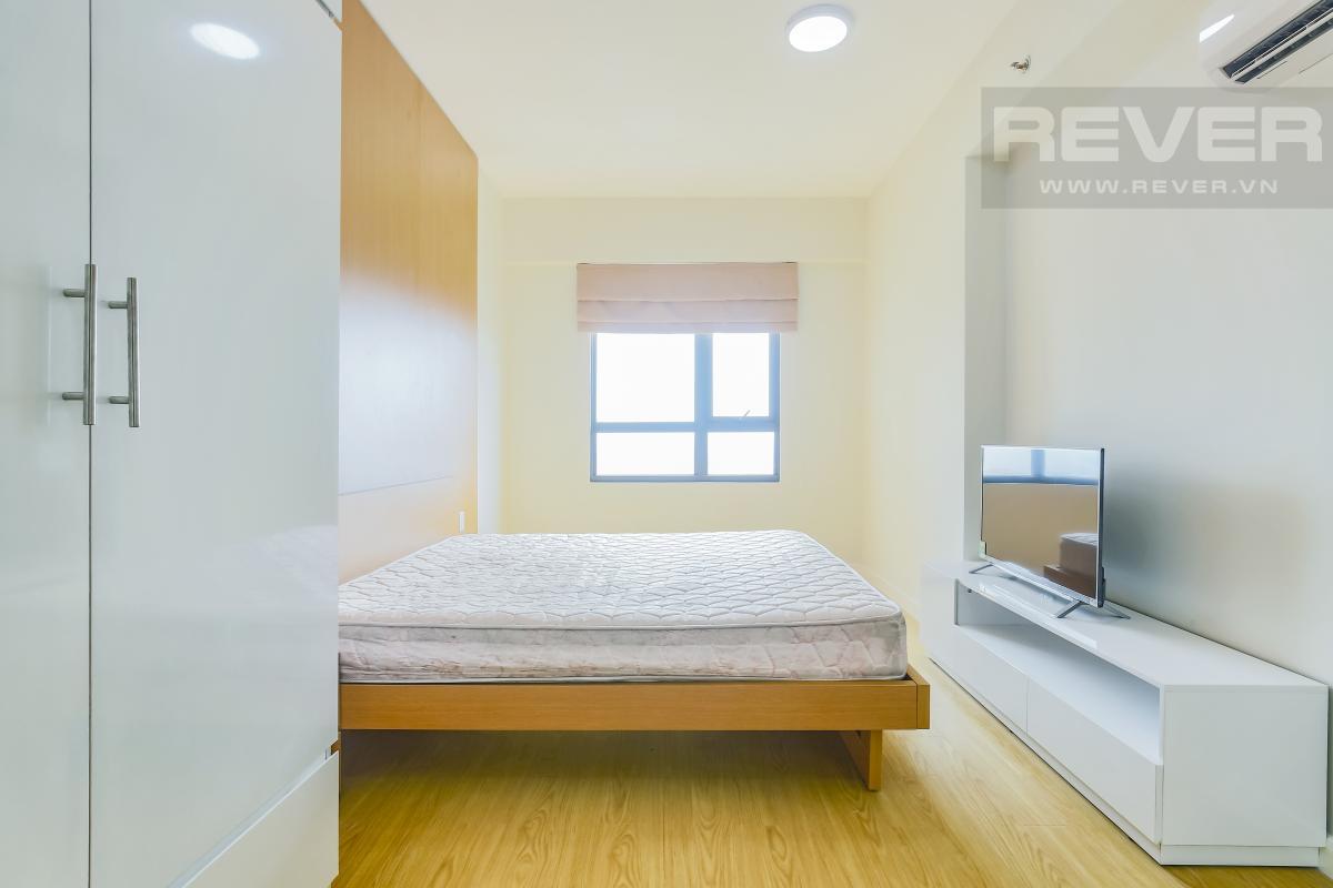 Không gian phòng ngủ 3 Căn góc tầng cao T1A Masteri Thảo Điền