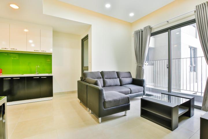Căn hộ tầng cao 2 phòng ngủ T2A Masteri Thảo Điền