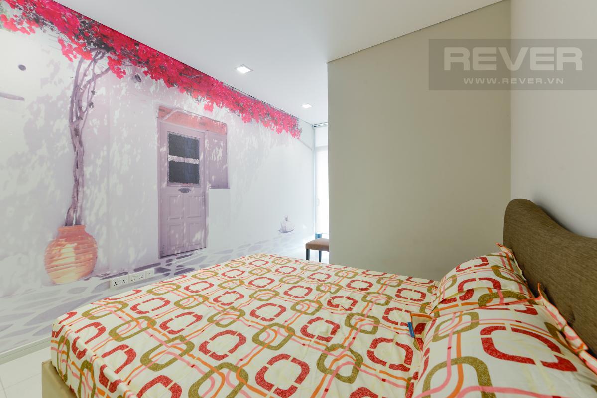Phòng ngủ 2 Căn hộ tầng cao tháp A City Garden