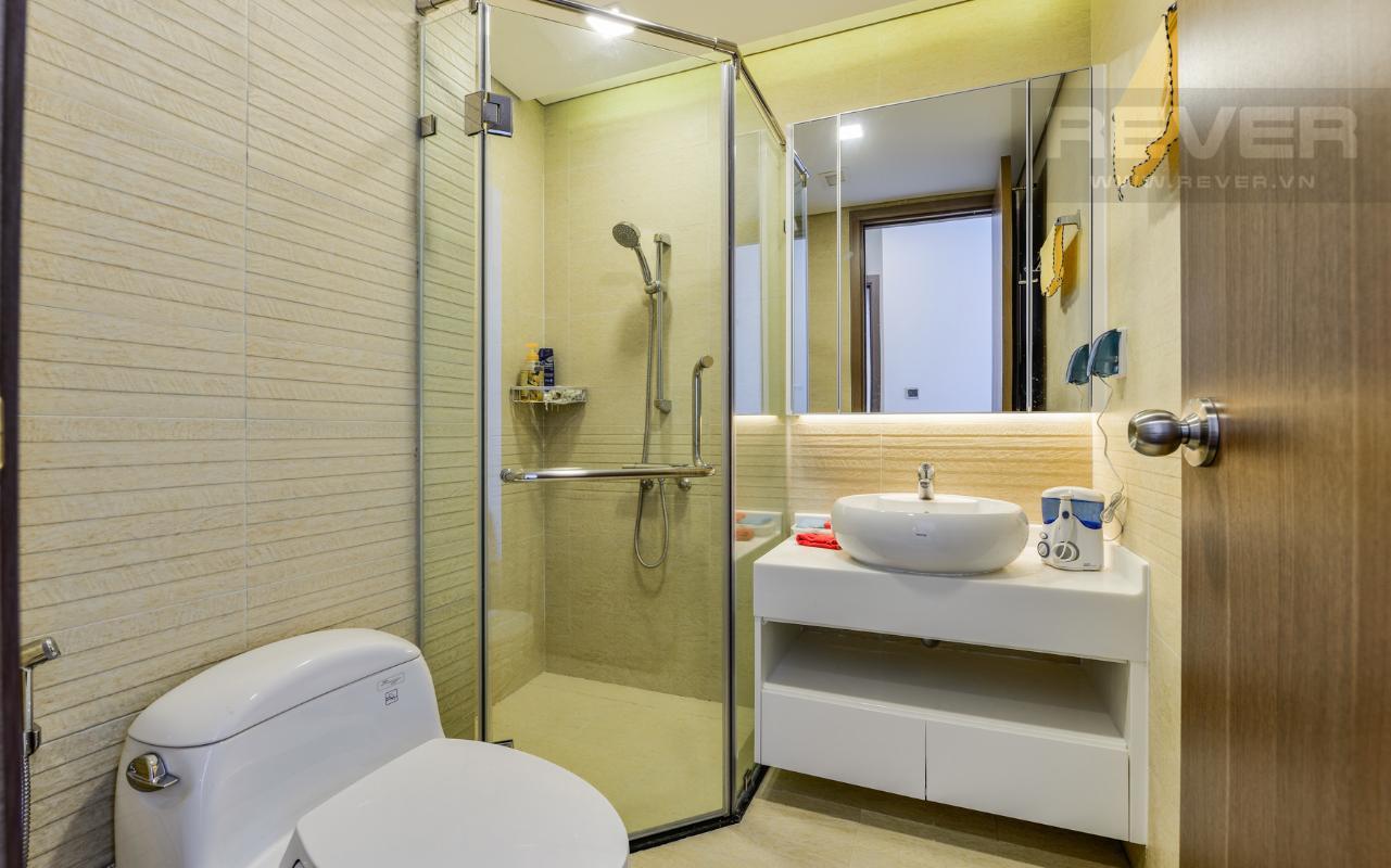 Phòng tắm 2 Căn hộ The Park tầng cao tháp P5, nhìn về sông Sài Gòn