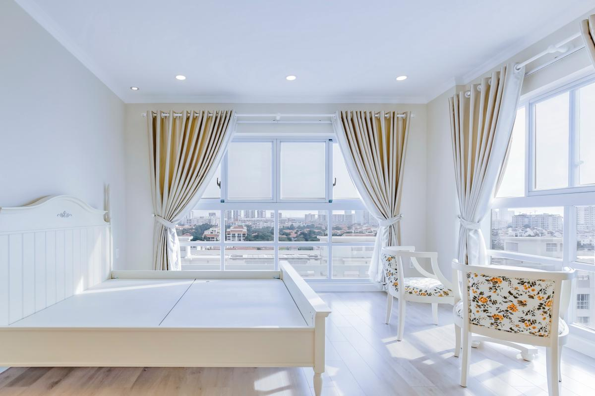 Phòng ngủ Căn hộ tầng cao Happy Valley
