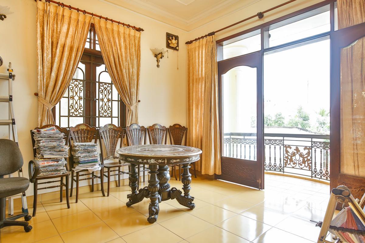 Phòng tiếp khách trên lầu Villa 2 tầng Đường 61 Thảo Điền