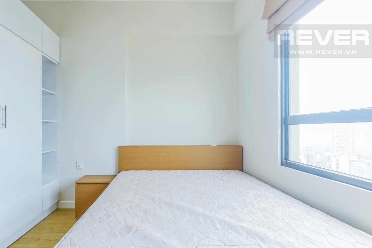 Nội thất phòng ngủ 2 Căn góc tầng cao T1A Masteri Thảo Điền