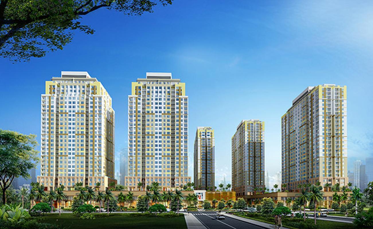 Preche Thảo Điền - Tổng quan 2 tòa cao ốc Preche Thảo Điền