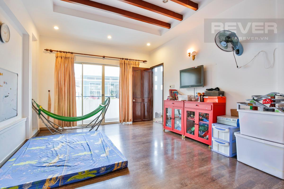 Phòng ngủ lớn Nhà 3 tầng Nguyễn Văn Đậu