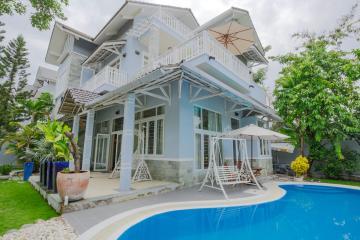 Villa sân vườn Nguyễn Văn Hưởng Thảo Điền