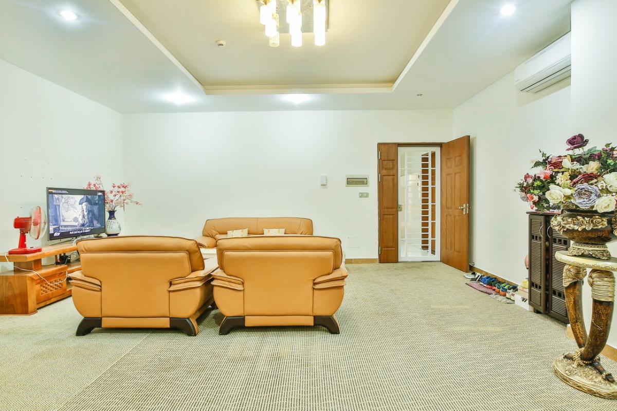 Phòng khách Căn hộ tầng cao EA4 Era Town