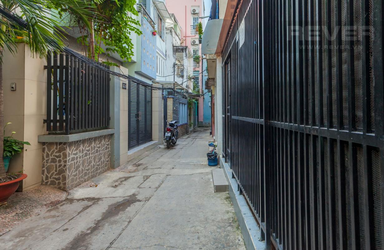 View hẻm Nhà 3 tầng hẻm yên tĩnh Phan Đình Phùng Phú Nhuận, RV1131