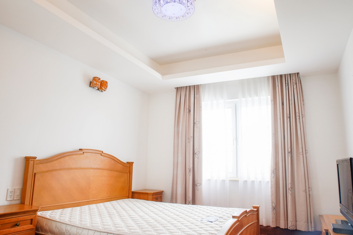 Phòng ngủ 2 Villa view sông Riverside Palace Thảo Điền