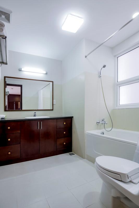 Phòng tắm Căn hộ hướng Đông Bắc Võ Văn Tần