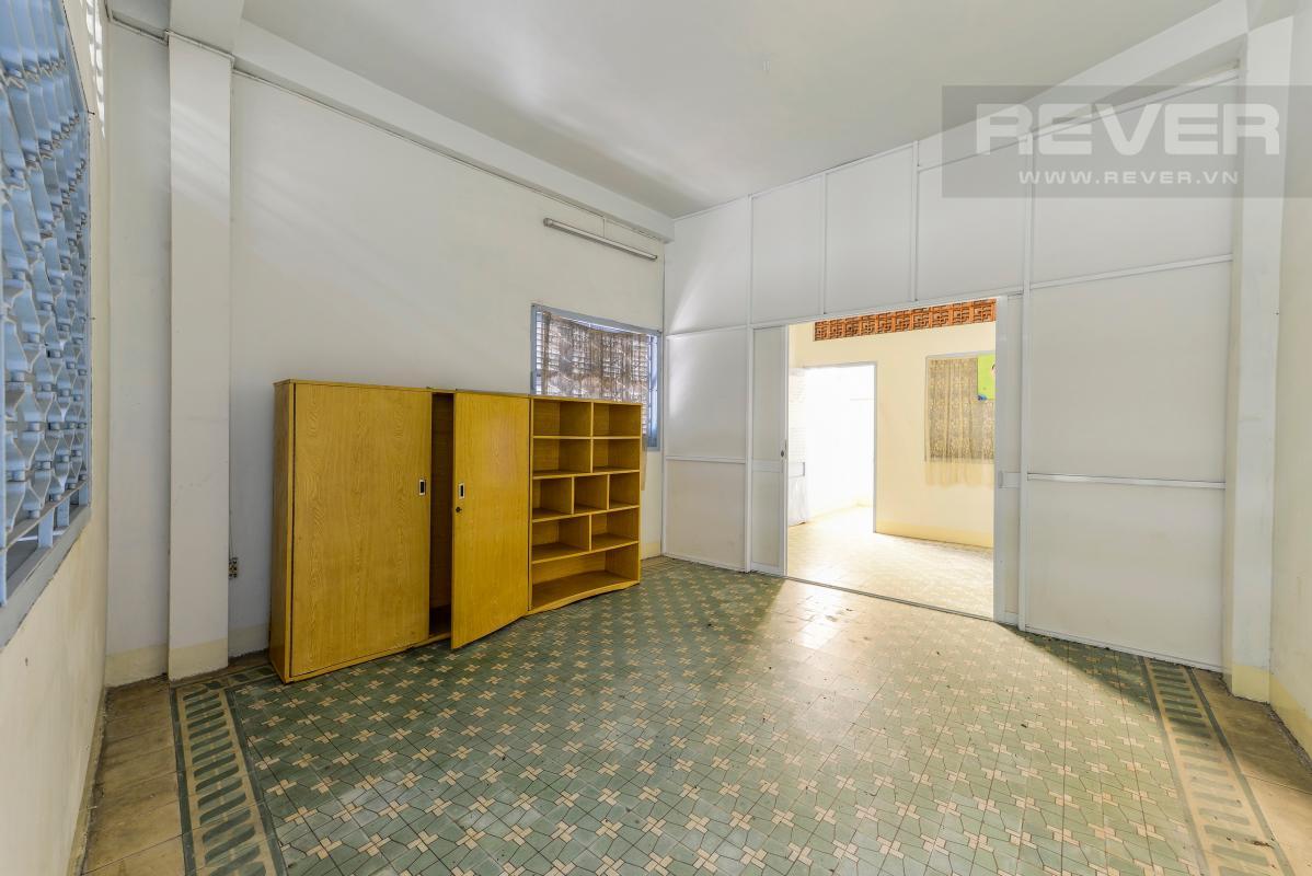 Phòng ngủ 4 Nhà 4 tầng hẻm rộng rãi đường Pasteur quận 1