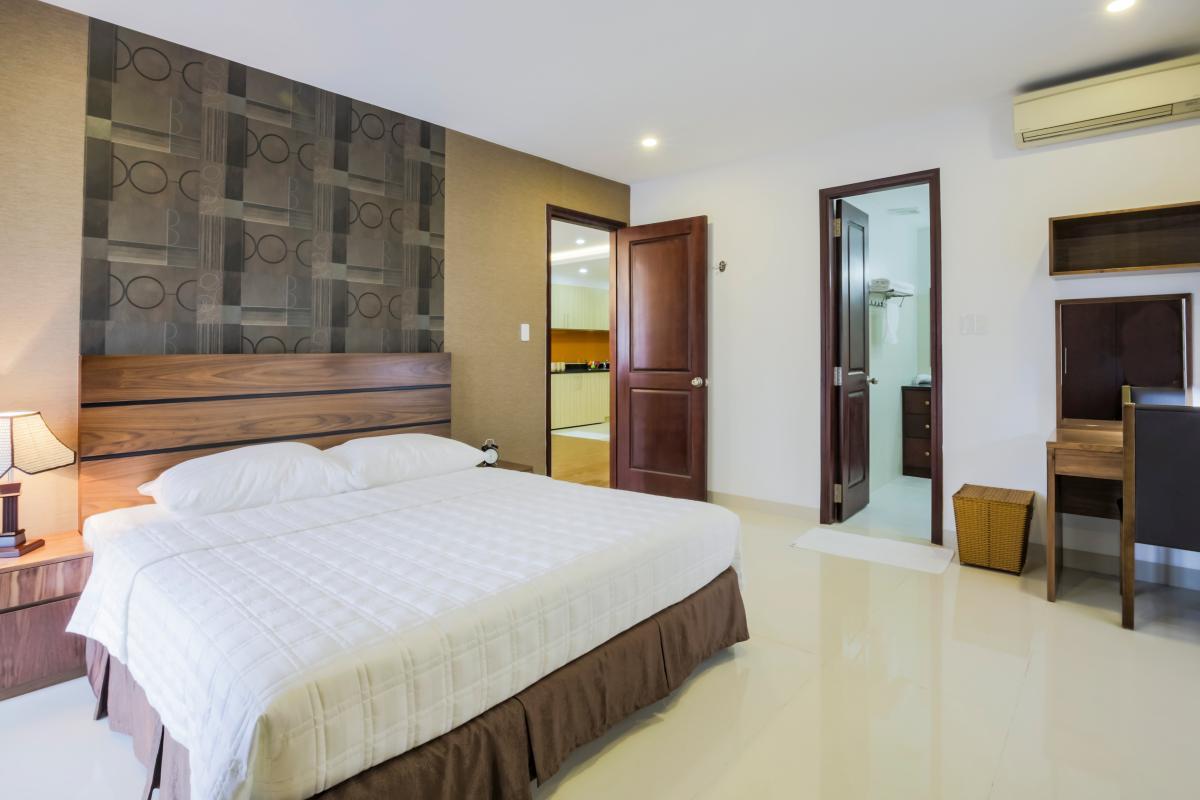 Phòng ngủ phụ Căn hộ hướng Đông Bắc Võ Văn Tần
