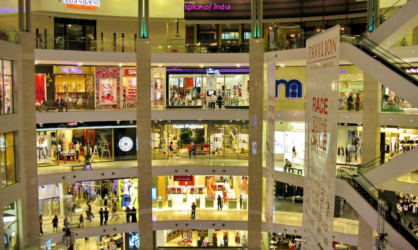"""20 khu mua sắm quy mô """"khủng"""" sắp triển khai tại TP.HCM"""