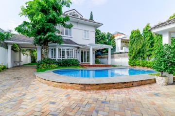 Villa 3 tầng ABC Compoud Trần Não