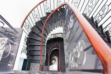 Villa Thủ Thiêm kiến trúc Pháp hiện đại tiện kinh doanh văn phòng 3