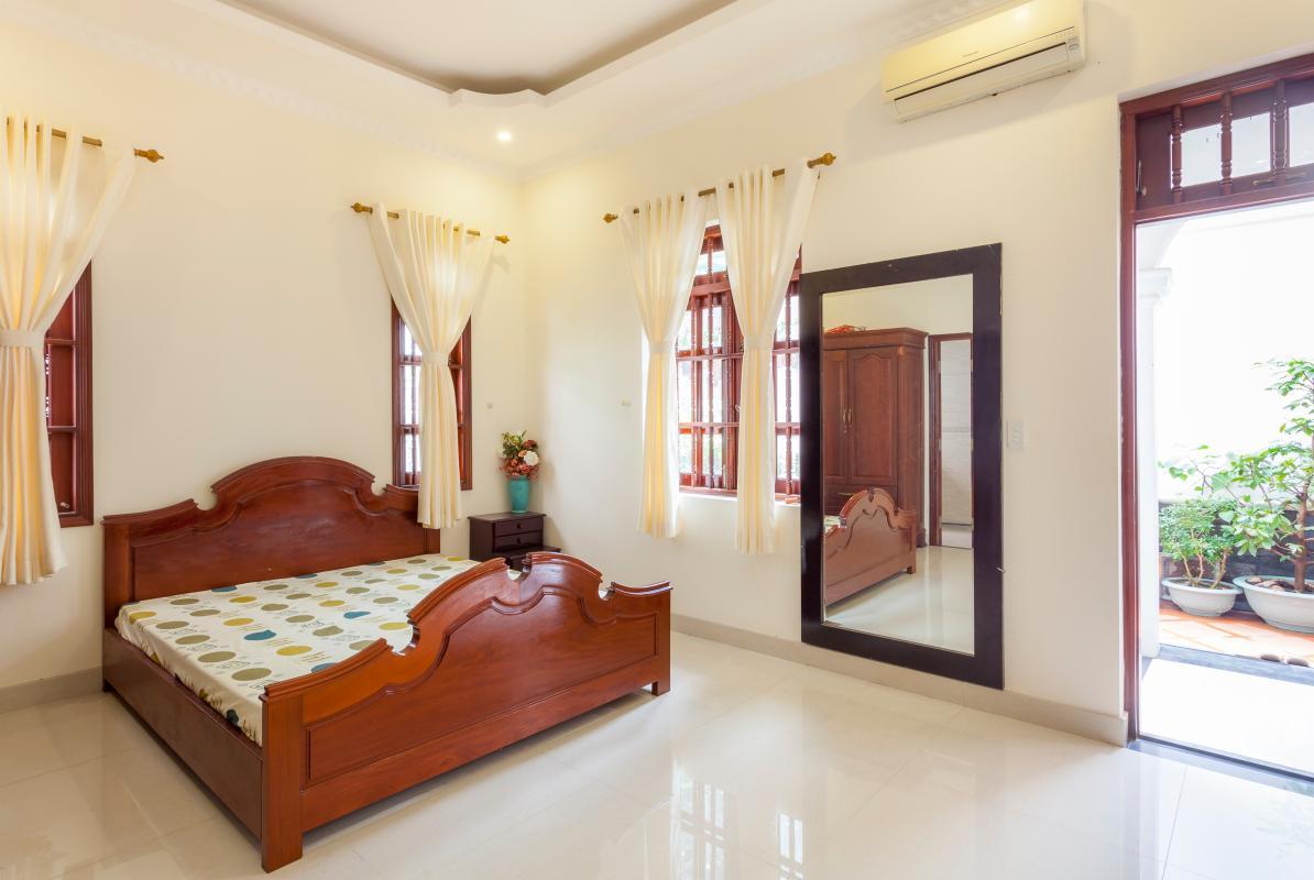 Phòng ngủ phụ Villa hướng Tây Bắc Đường 12 Thảo Điền