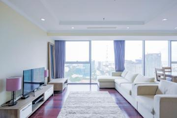 Căn hộ tầng cao Vinhomes Đồng Khởi