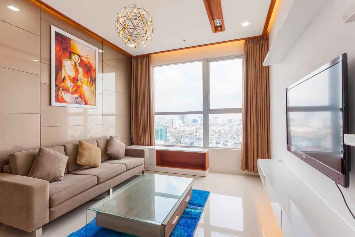 Căn hộ tầng cao P1 Prince Residence