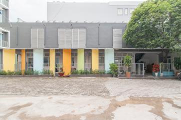 Văn phòng cho thuê Sohobiz tầng 1 khu thấp tầng