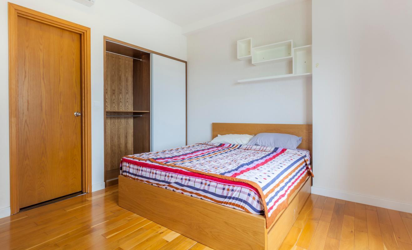 Phòng ngủ Căn hộ tháp V4 Sunrise City