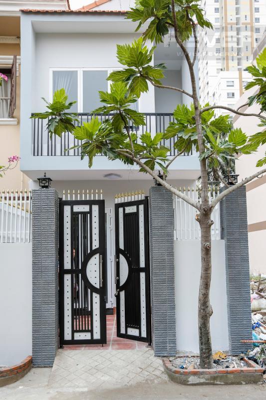 View căn hộ Nhà 2 tầng hướng Đông đường Số 64 Thảo Điền