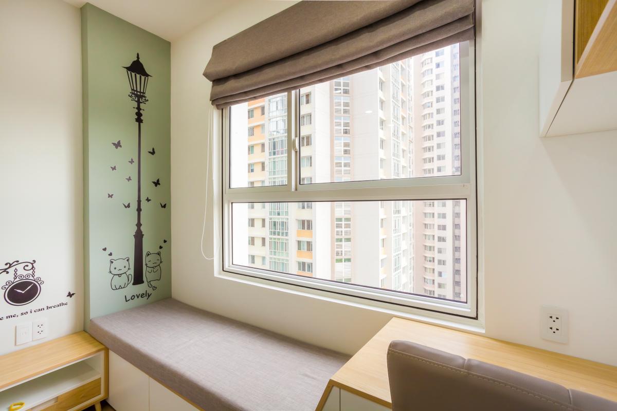 Nội thất Phòng ngủ Căn hộ tầng cao LC Lexington Residence