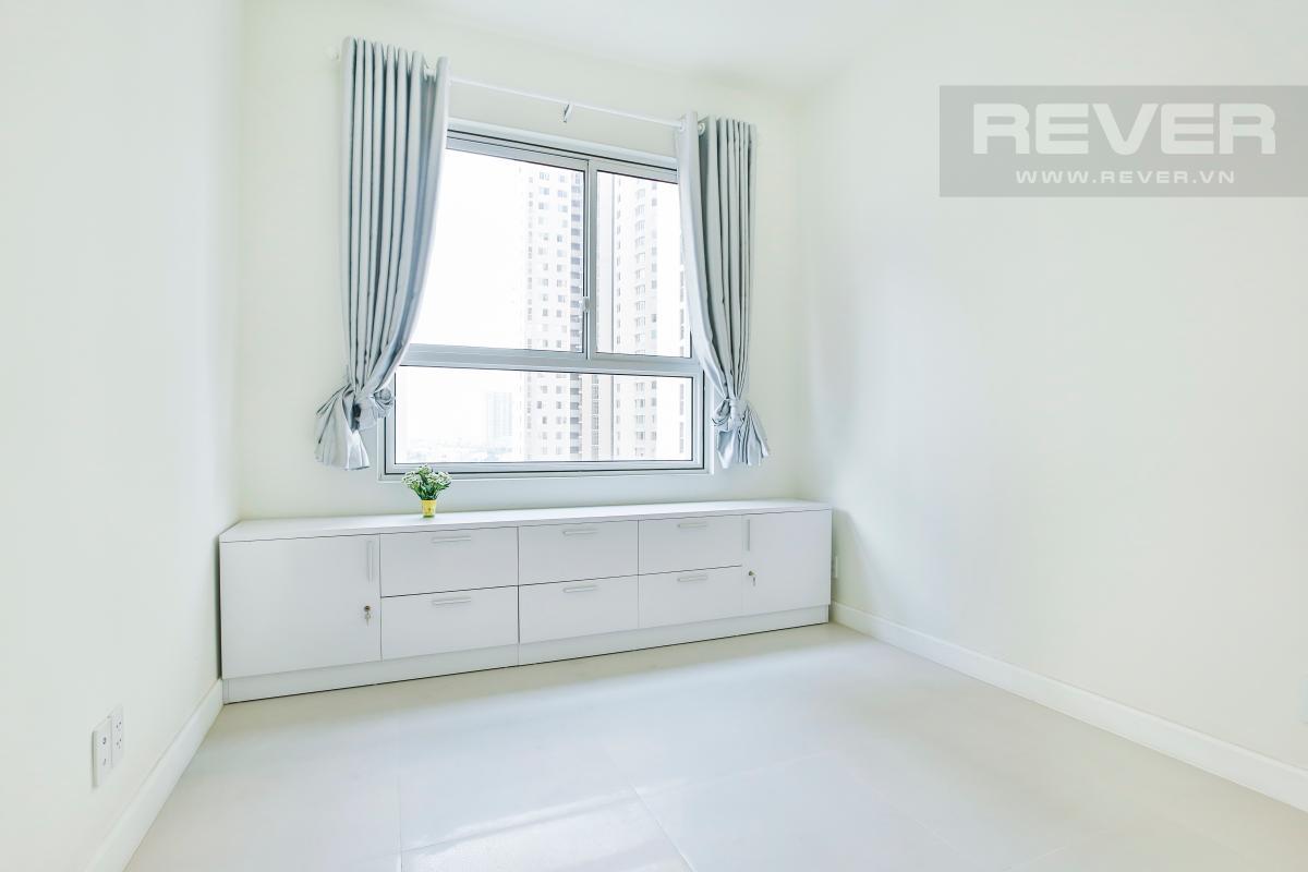 Phòng ngủ 3 chỉ có tủ thấp Căn hộ hướng Bắc tầng cao LB Lexington Residence