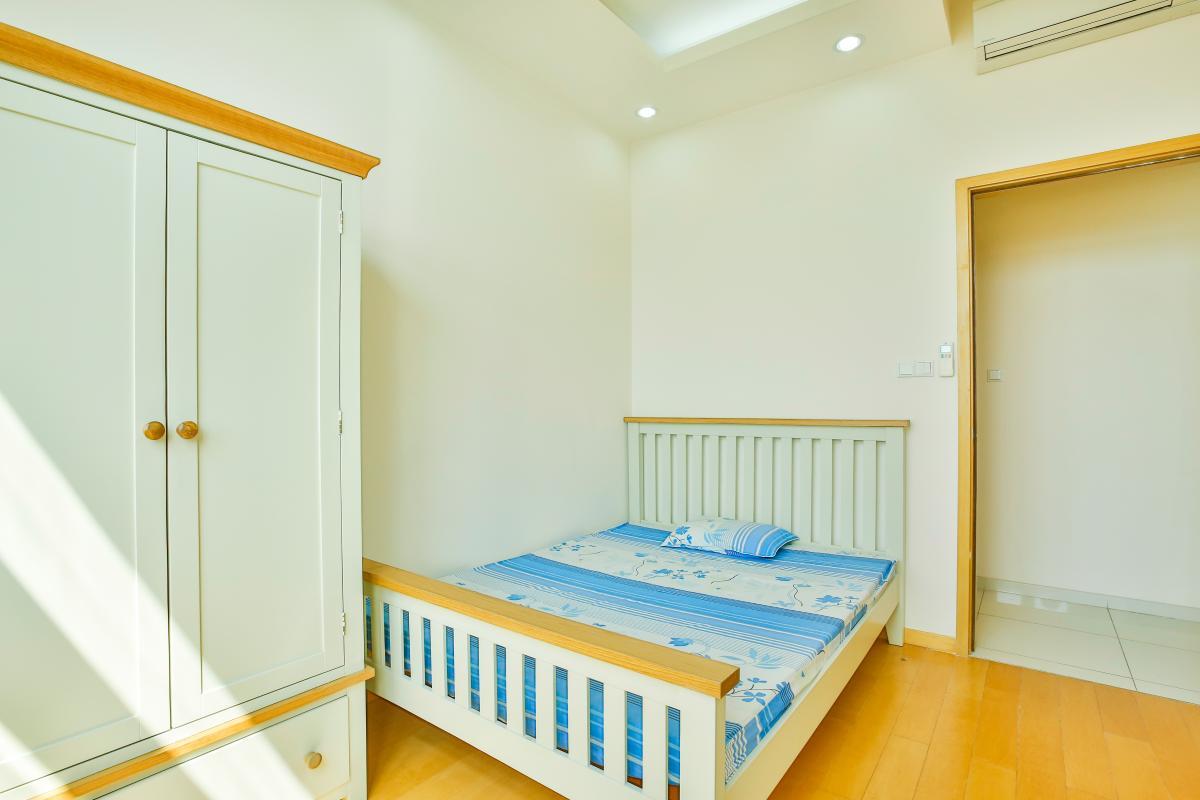 Phòng ngủ 2 Căn hộ 2 phòng ngủ tầng cao T2 The Vista An Phú