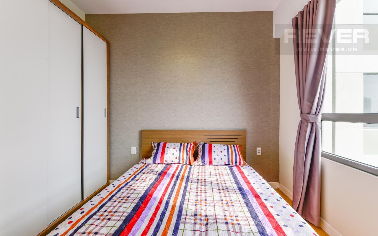 Phòng ngủ Căn hộ tầng cao T2B Masteri Thảo Điền