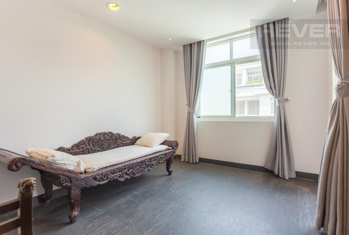 Ghế thư giãn Căn hộ duplex Cảnh Viên 1 tầng thấp AB1 hướng Tây, 3 phòng ngủ