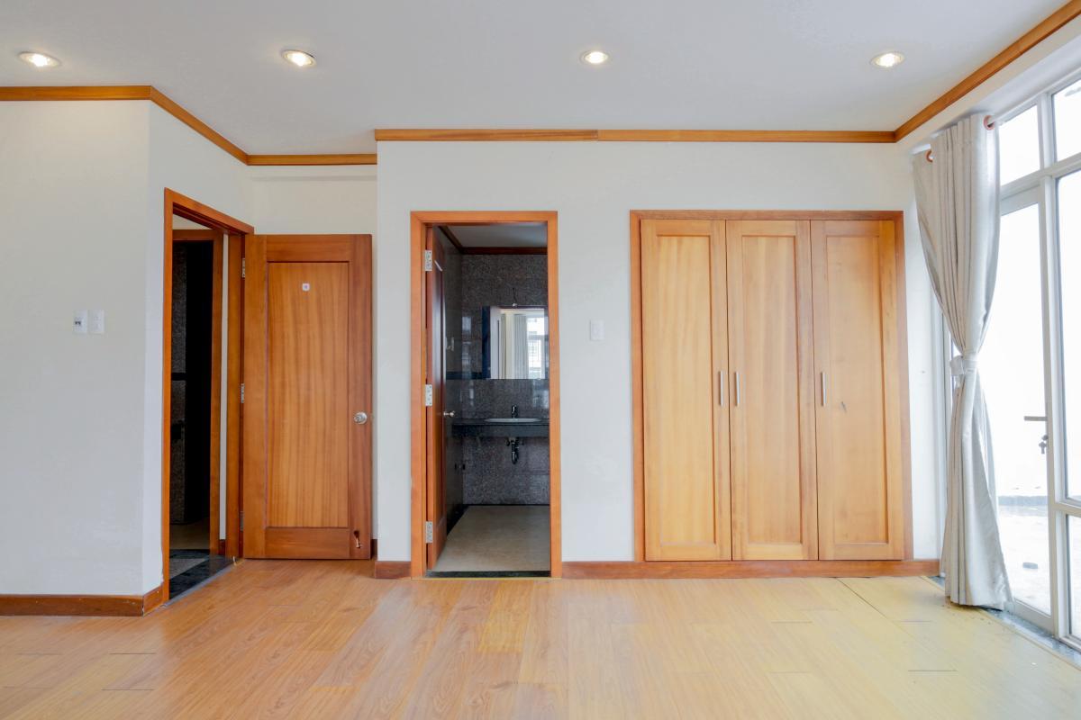 Nội thất phòng ngủ 2 Lofthouse 3 tầng tháp B Hoàng Anh Gold House