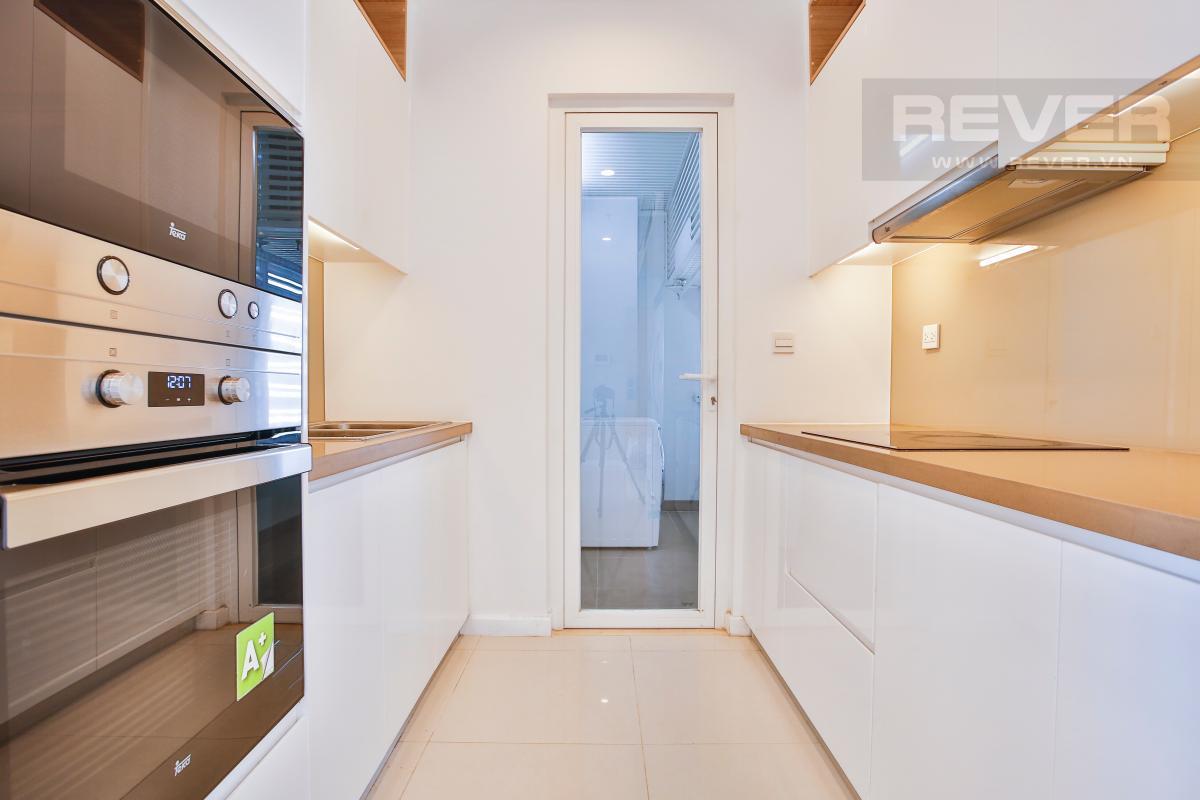 Lối đi ở phòng bếp rộng rãi Căn hộ Sarimi Sala Đại Quang Minh tầng trung tháp B1 hướng Đông