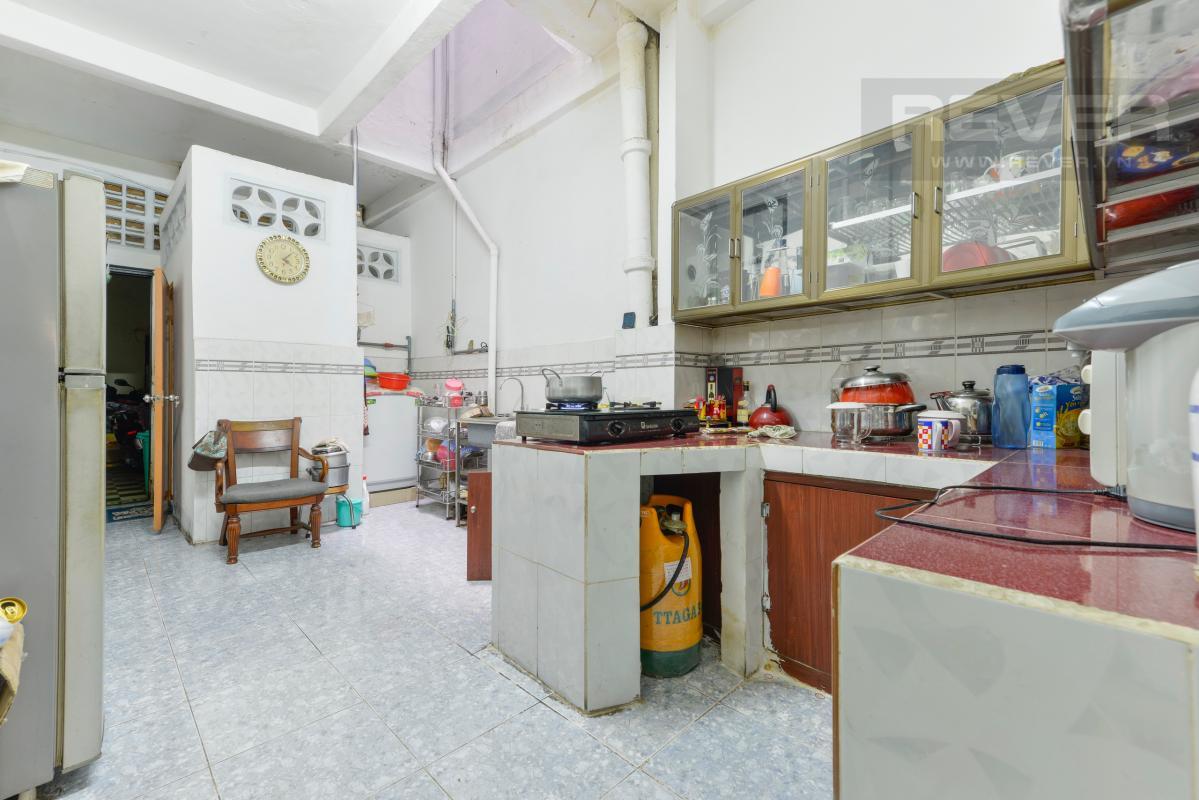 Phòng bếp Nhà 4 tầng mặt tiền Phan Đình Phùng