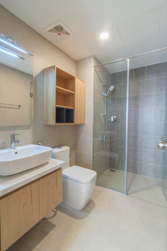 Phòng tắm Căn hộ tầng cao LC Lexington An Phú