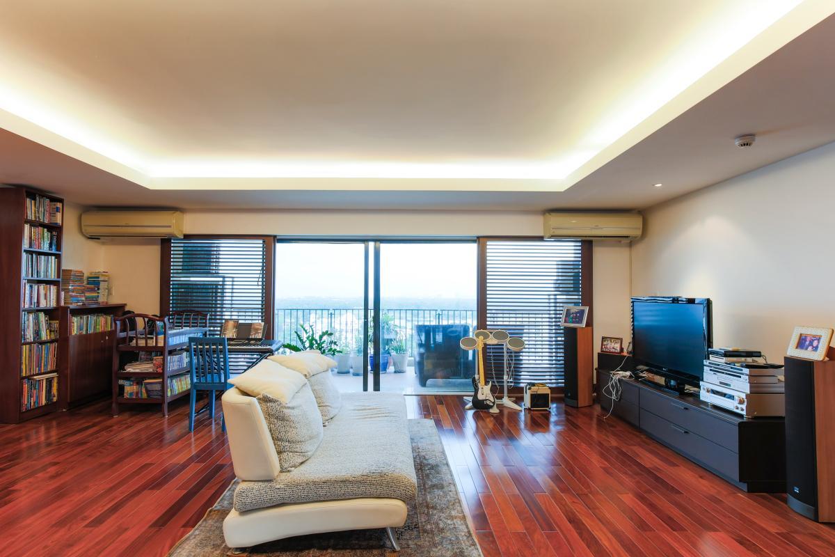 Penthouse Parkland Apartment không gian mở độc đáo, view tuyệt đẹp 8