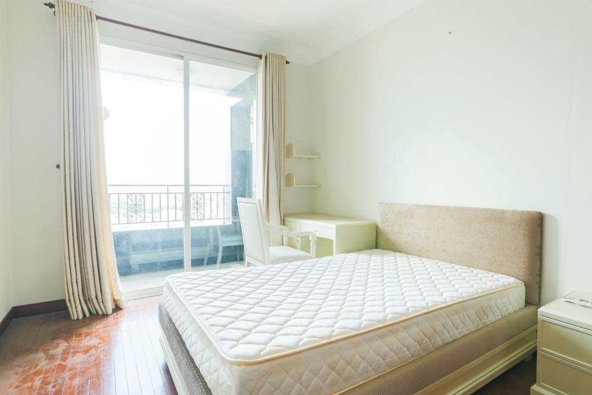 Phòng ngủ đón nắng Căn hộ tầng cao AE The Manor 1