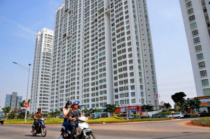 Sức mua căn hộ tại TP.HCM cao gần gấp đôi Hà Nội