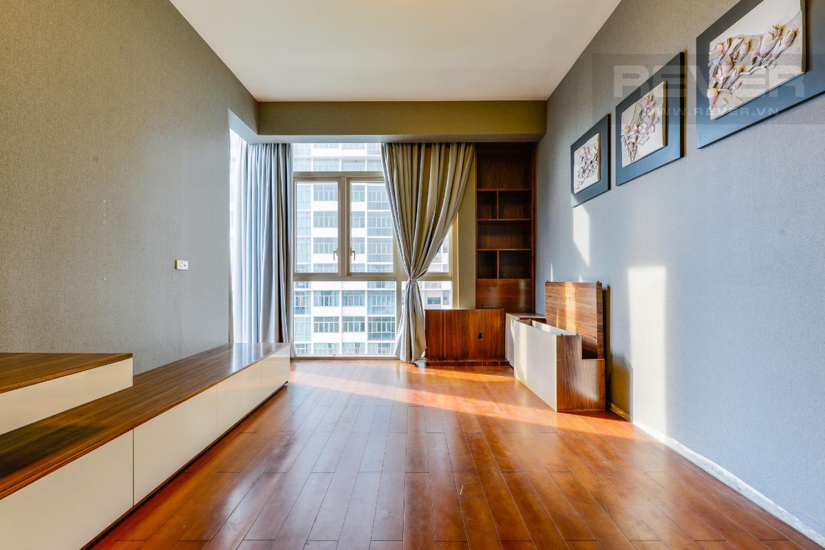 Phòng Ngủ Căn hộ trung tầng 3 phòng ngủ The Vista An Phú