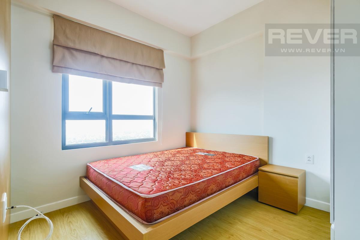 Phòng ngủ 1 Căn góc tầng cao T1A Masteri Thảo Điền
