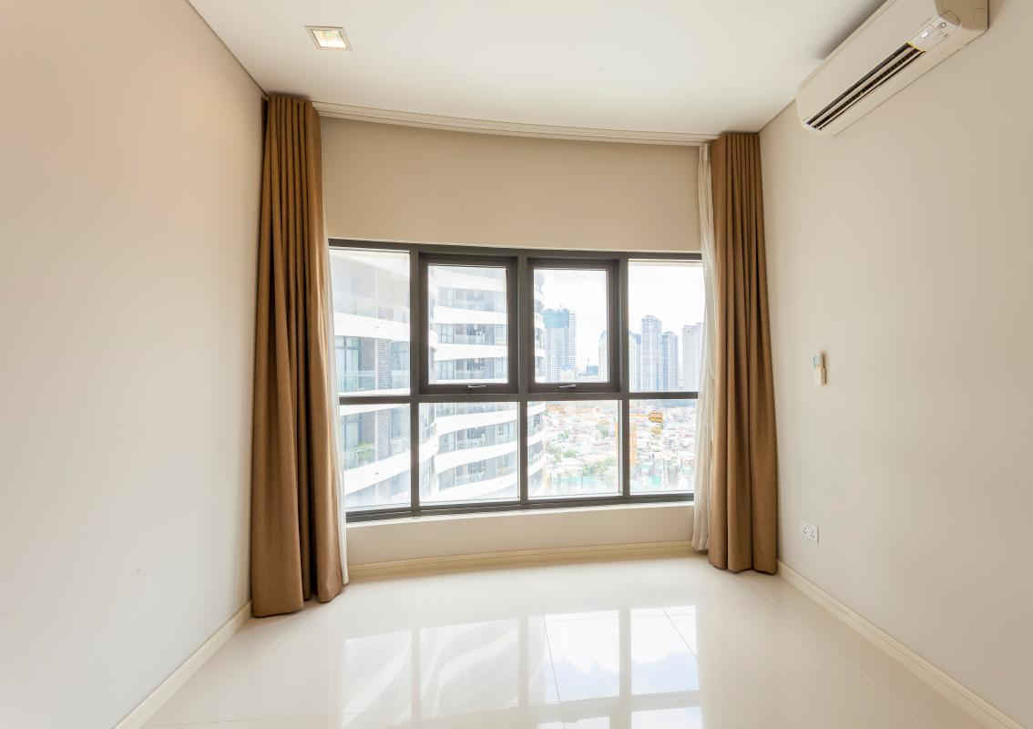 Phòng ngủ 1 Căn hộ tầng cao A City Garden Bình Thạnh