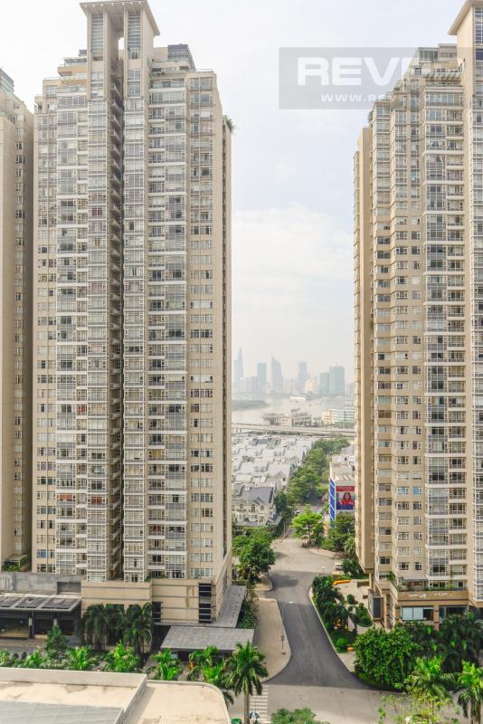View Căn hộ tầng cao C2 Vinhomes Central Park