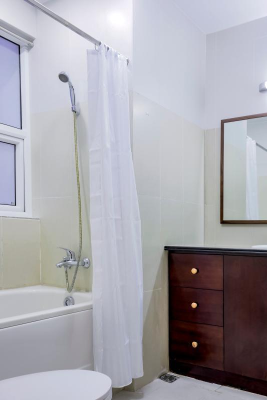 Phòng tắm Căn hộ 2 phòng ngủ Võ Văn Tần